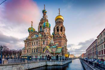 Russian visa application